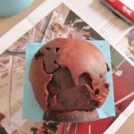 Creating the earth model from super sculpey.